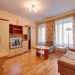 Апартаменты Stn Apartments Near Hermitage Стандартный номер с различными типами кроватей фото 18