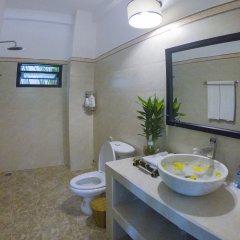 Отель An Bang Garden Homestay ванная