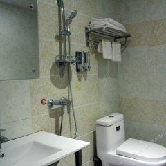 Отель Lidu Hostel Китай, Джиангме - отзывы, цены и фото номеров - забронировать отель Lidu Hostel онлайн ванная