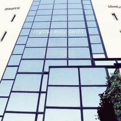Отель Crystal Suites парковка