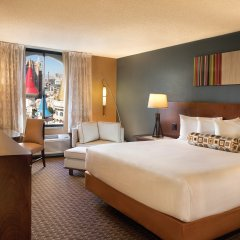 Отель Excalibur комната для гостей фото 3