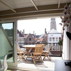 Отель Loppem 9-11 Бельгия, Брюгге - отзывы, цены и фото номеров - забронировать отель Loppem 9-11 онлайн балкон
