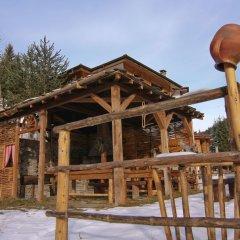 Отель Holiday Village Kochorite Пампорово приотельная территория