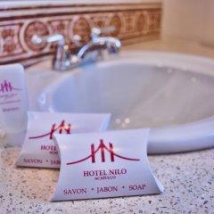 Hotel Nilo ванная