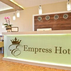 Empress Hotel Мюнхен интерьер отеля