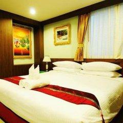 Отель Pratunam Pavilion Бангкок комната для гостей фото 4