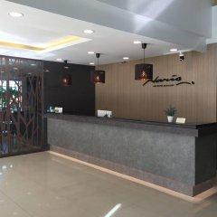 Отель Naris Art Паттайя интерьер отеля