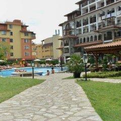 Отель Top Болгария, Свети Влас - отзывы, цены и фото номеров - забронировать отель Top онлайн бассейн