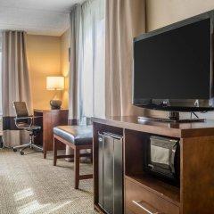 Отель Comfort Inn The Pointe США, Ниагара-Фолс - отзывы, цены и фото номеров - забронировать отель Comfort Inn The Pointe онлайн удобства в номере фото 2