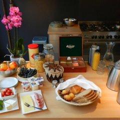 Отель Bed & Breakfast Guesthouse Leman питание