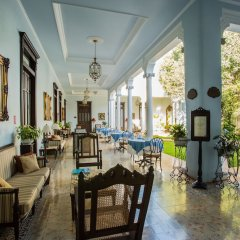 Отель Casa Azul Monumento Historico питание