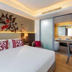 Отель Grand Mercure Phuket Patong 5* Стандартный номер с различными типами кроватей фото 2