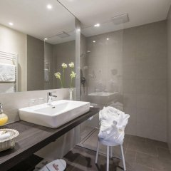 Romantik Hotel Stafler Кампо-ди-Тренс ванная фото 2