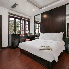 Quoc Hoa Premier Hotel комната для гостей