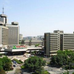 Отель Capital Hotel Китай, Пекин - 8 отзывов об отеле, цены и фото номеров - забронировать отель Capital Hotel онлайн приотельная территория