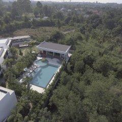 Отель The Serenity Resort балкон