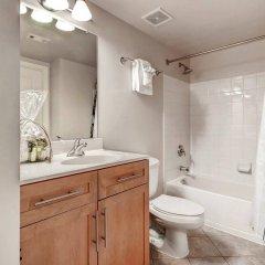 Отель Bluebird Suites near Bethesda Metro США, Бетесда - отзывы, цены и фото номеров - забронировать отель Bluebird Suites near Bethesda Metro онлайн ванная фото 2