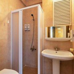 Отель Otel Kabasakal Чешме ванная
