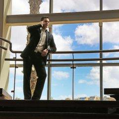 Отель Cavalieri Art Hotel Мальта, Сан Джулианс - 11 отзывов об отеле, цены и фото номеров - забронировать отель Cavalieri Art Hotel онлайн фитнесс-зал фото 2
