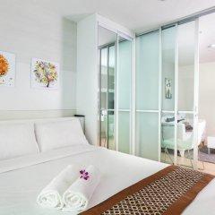 Отель The Cube Residence Government Complex Laksi Бангкок комната для гостей фото 5