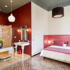 Отель Arnobio Florence Suites Италия, Флоренция - отзывы, цены и фото номеров - забронировать отель Arnobio Florence Suites онлайн комната для гостей фото 2