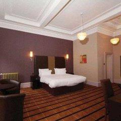 Best Western Glasgow City Hotel 3* Стандартный номер с 2 отдельными кроватями