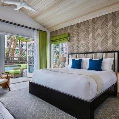 Fairmont Miramar Hotel & Bungalows Санта-Моника комната для гостей фото 4