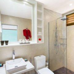 Отель Meeru Island Resort & Spa Мальдивы, Остров Фуранафуши - 10 отзывов об отеле, цены и фото номеров - забронировать отель Meeru Island Resort & Spa онлайн ванная