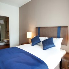 Отель The Spires Glasgow Великобритания, Глазго - отзывы, цены и фото номеров - забронировать отель The Spires Glasgow онлайн комната для гостей фото 2