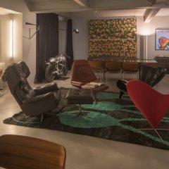 Отель Raw Culture Arts & Lofts Bairro Alto интерьер отеля фото 2