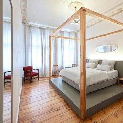 Отель Linnen Германия, Берлин - отзывы, цены и фото номеров - забронировать отель Linnen онлайн комната для гостей