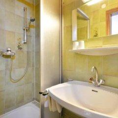 Отель Gasthof Christophorus ванная фото 2