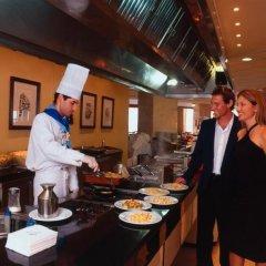 Отель Ok Hotel Bossa Испания, Ивиса - отзывы, цены и фото номеров - забронировать отель Ok Hotel Bossa онлайн питание фото 3
