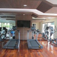 Отель March Hotel Pattaya Таиланд, Паттайя - 1 отзыв об отеле, цены и фото номеров - забронировать отель March Hotel Pattaya онлайн фитнесс-зал фото 2