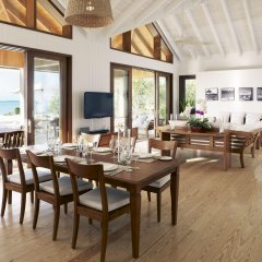 Отель COMO Parrot Cay комната для гостей