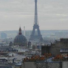 Отель Mercure Montmartre Sacre Coeur Париж городской автобус