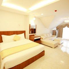 Kim Hoa Da Lat Hotel Далат комната для гостей