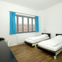Отель Pfefferbett Hostel Германия, Берлин - отзывы, цены и фото номеров - забронировать отель Pfefferbett Hostel онлайн комната для гостей