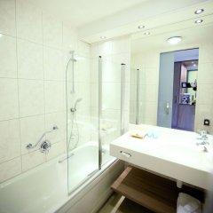 Отель Sanadome Hotel & Spa Nijmegen Нидерланды, Неймеген - отзывы, цены и фото номеров - забронировать отель Sanadome Hotel & Spa Nijmegen онлайн ванная фото 2