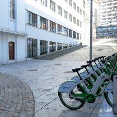 Отель Villa Terminus Норвегия, Берген - отзывы, цены и фото номеров - забронировать отель Villa Terminus онлайн парковка