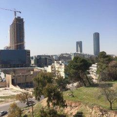 Отель Sami Apartments Иордания, Амман - 1 отзыв об отеле, цены и фото номеров - забронировать отель Sami Apartments онлайн балкон