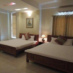 Huong Bien Hotel Halong комната для гостей фото 3