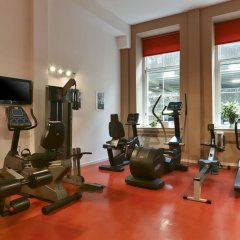 Отель Fraser Suites Glasgow Великобритания, Глазго - отзывы, цены и фото номеров - забронировать отель Fraser Suites Glasgow онлайн фитнесс-зал фото 4