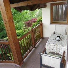 Отель Feldererhof Лана балкон