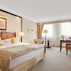 Kempinski Hotel Corvinus Budapest 5* Номер Делюкс с различными типами кроватей фото 4