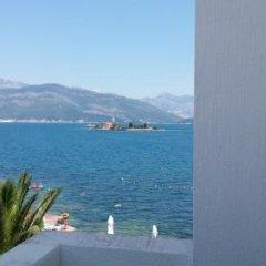 Отель Vizantija Черногория, Тиват - отзывы, цены и фото номеров - забронировать отель Vizantija онлайн балкон