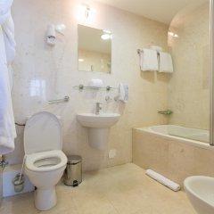 Отель Tulip Inn Putnik Belgrade ванная
