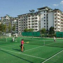 Отель Emerald Beach Resort & SPA Болгария, Равда - отзывы, цены и фото номеров - забронировать отель Emerald Beach Resort & SPA онлайн спортивное сооружение