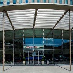 Отель Hampton by Hilton Amsterdam/Arena Boulevard Нидерланды, Амстердам - 2 отзыва об отеле, цены и фото номеров - забронировать отель Hampton by Hilton Amsterdam/Arena Boulevard онлайн вид на фасад