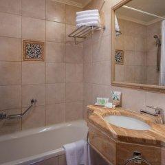 Отель Prima Palace Иерусалим ванная